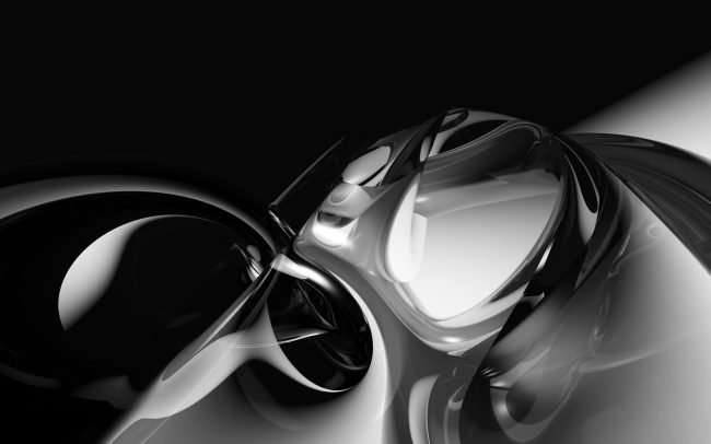 2560 × 1600 Black And White Dark Abstract Wallpapers HQ