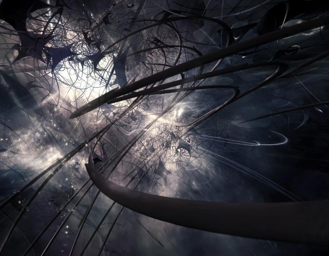 1920 × 1492 Mysterious abstract dark Backgrounds