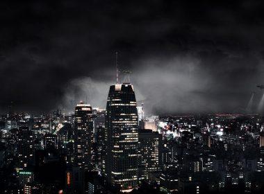 Dark City Wallpaper Abstract Dark-1920×1080