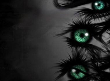 Eyes Dark Abstract Wallpapers HD-1920×1080