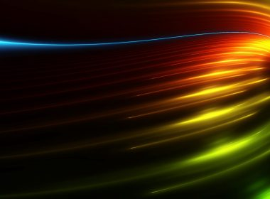 Dark Colorful Abstract Wallpaper-1920×1200