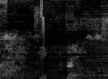 1920×1123-Dark Black Texture HD Wallpaper