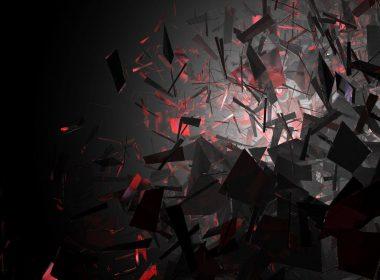 1920×1080-Dark Red BlackAbstract Dark