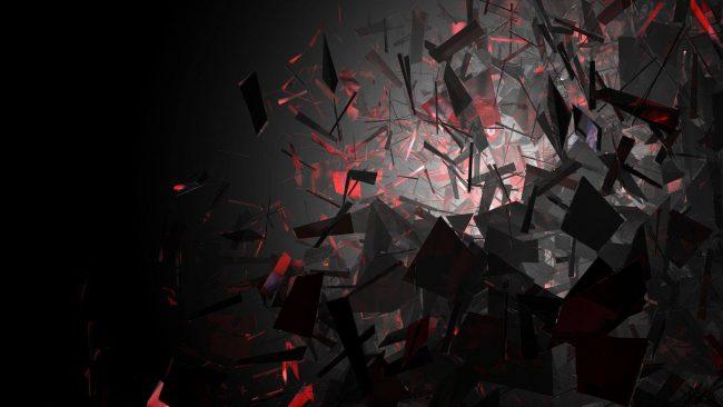 1920 × 1080 Dark Red BlackAbstract Dark 2156