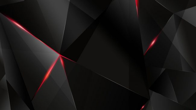 1920 × 1080 Download Abstract Black And Red wallpaper