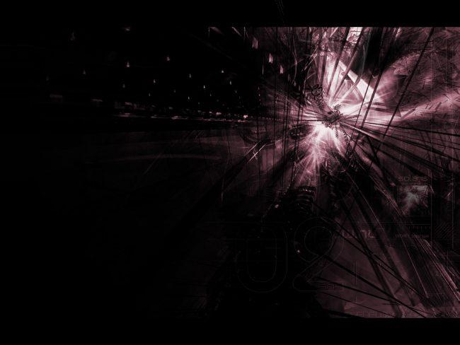 1600 × 1200 HD Dark Abstract