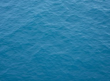 Blue sea 4K texture 3840x2160