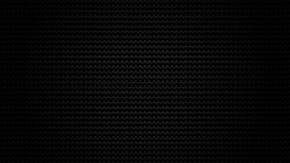 Full Black Carbon Fiber Wallpaper 1920 × 1080