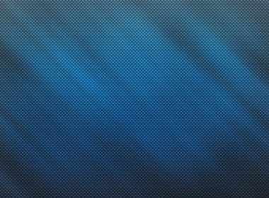 Silk Blue Carbon Fiber Wallpaper