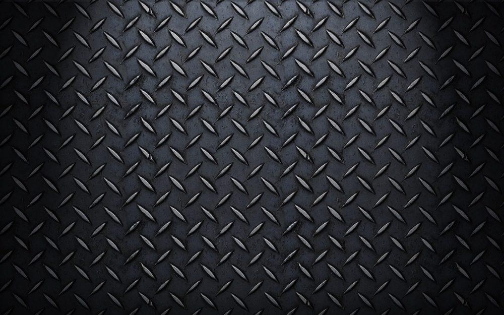 Metal Plate Texture Wallpaper