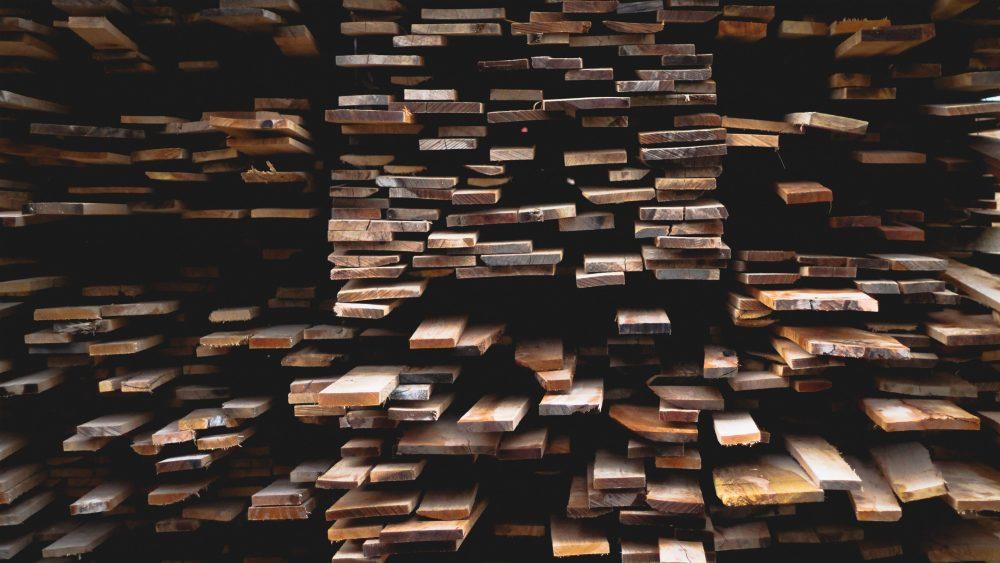 3840x2160 Godown Wood texture