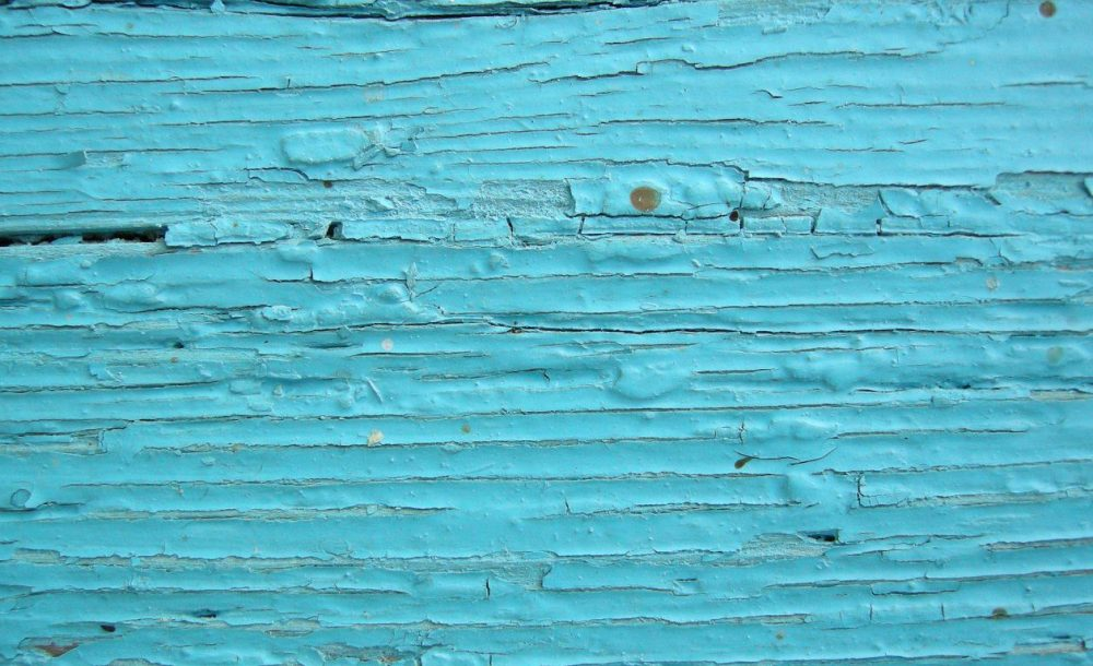 Old Blue Wall HD Texture 1258 × 767