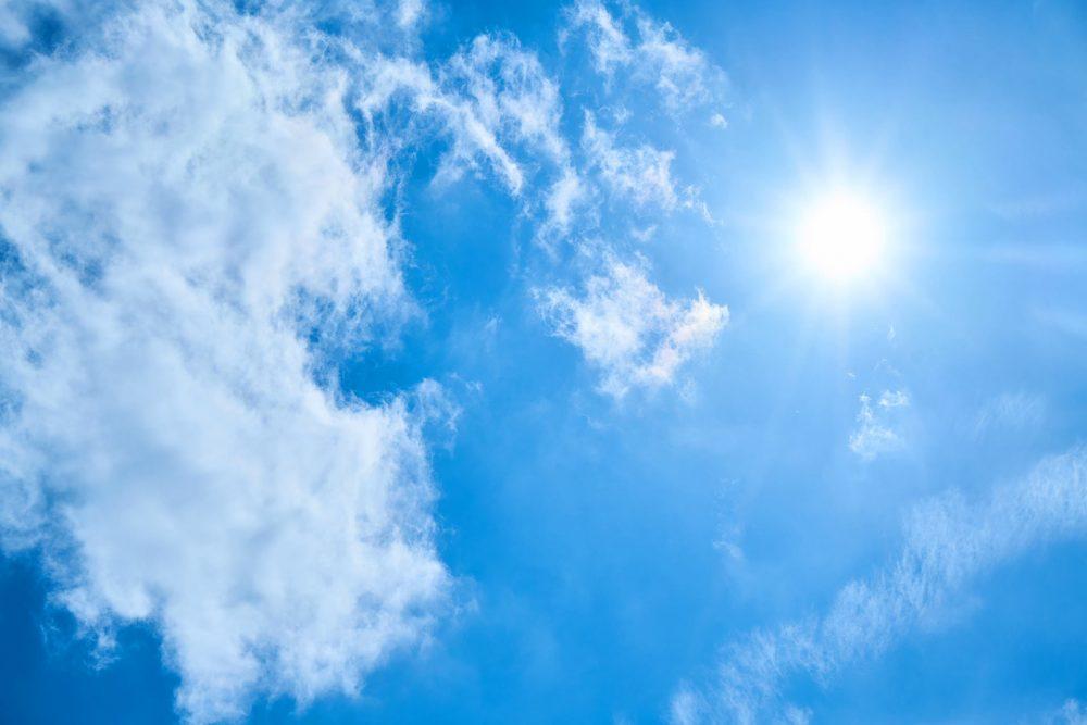 Sun Sky Blue HD Texture 1920 × 1280