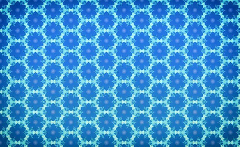 HD Flower Blue Texture Wallpaper 1280 × 787