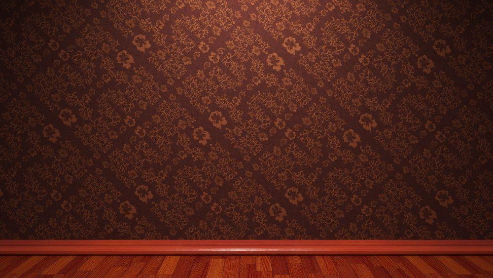 Brown Wall Design HD Texture Wallpaper 1920 × 1080