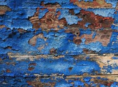 Cracked Paint On Wood HD Texture 1280 × 751