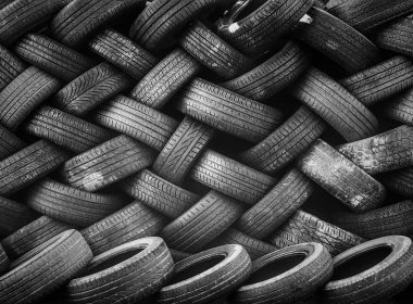 Tyres HD Background Texture 1280 × 720