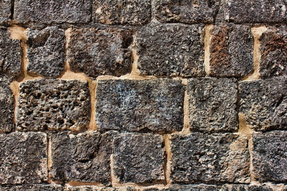 Old Stone Wall Texture Background 1280 × 853