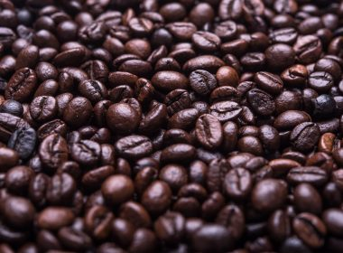 coffee texture wallpaper 3840x2160