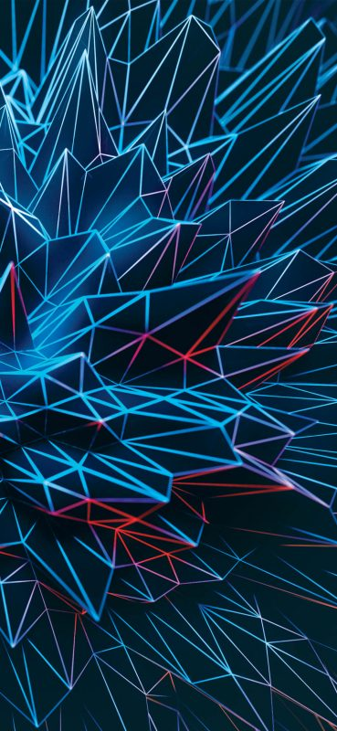 abstract-blue-and-red-triangles-wallpaper-1080x2340