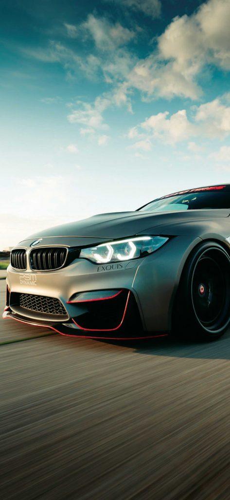 BMW M4 Sport Car [1080×2340]