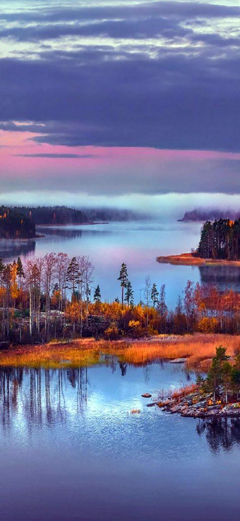 Beautiful Lake View [1080×2340]