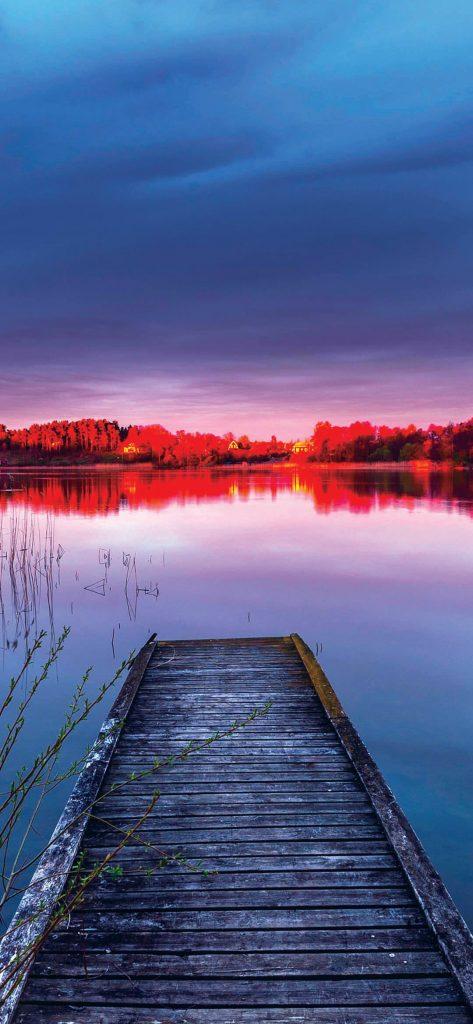 beautiful-lake-view-from-wood-bridge-1080x2340