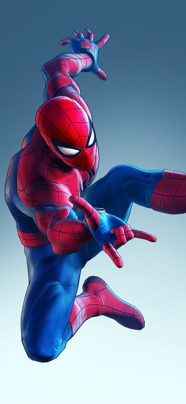 1080×2340-High-Quality-Spider-Man-Wallpaper
