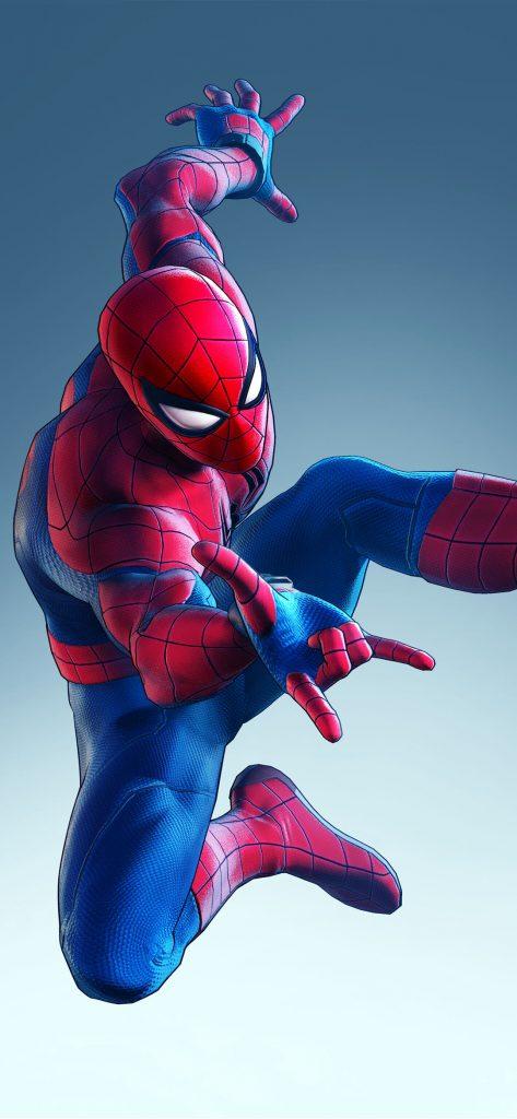 1080×2340-High-Quality-Spider-Man-Wallpaper