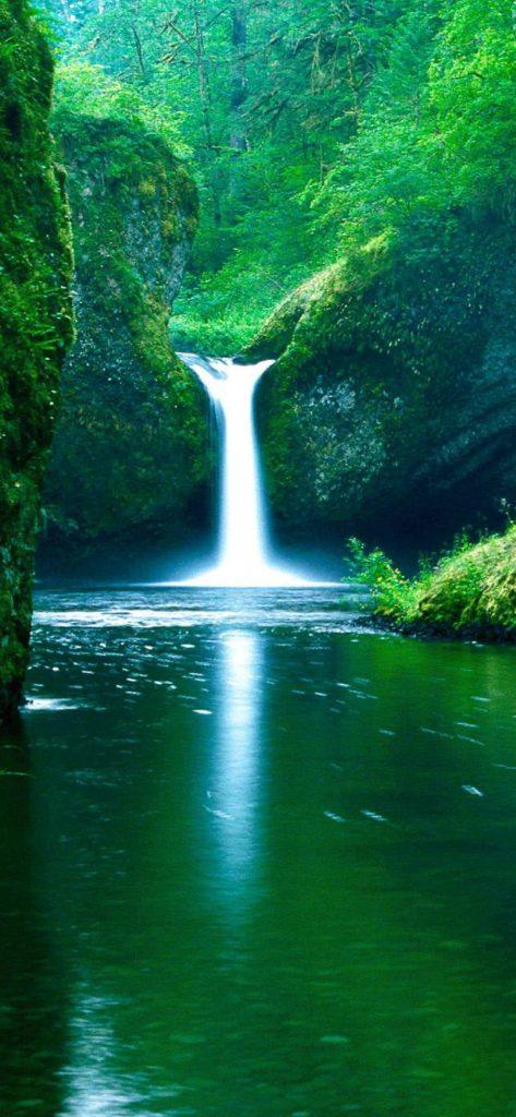 nature-waterfall-hq-wallpaper-1080x2340