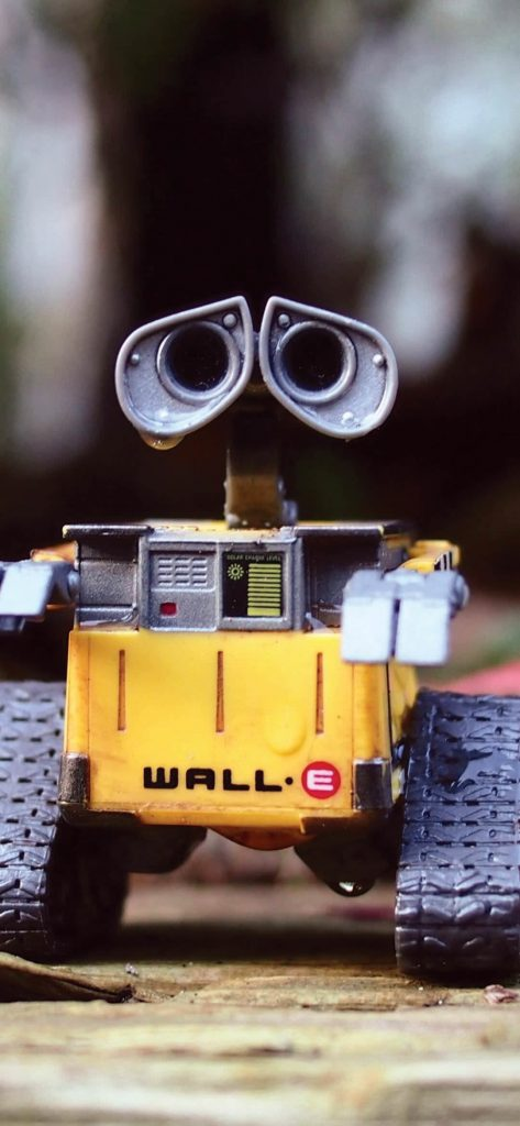 Wall-e Movie HD Wallpapers [1080×2340]