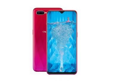 Oppo F9 Pro Wallpapers