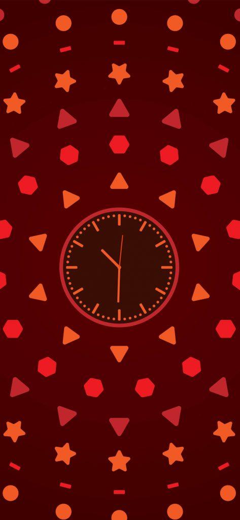 1080x2340-artistic-clock-hd-wallpaper