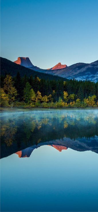 Reflection HD Wallpaper - [1080×2340]