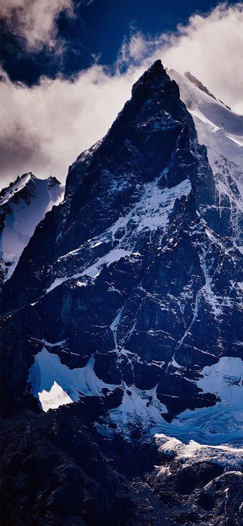 Snow Mountain HQ Wallpaper - [1080×2340]