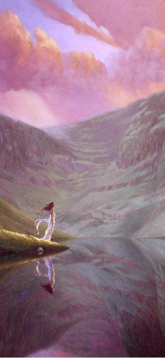 woman-near-lake-landscape-1080x2340