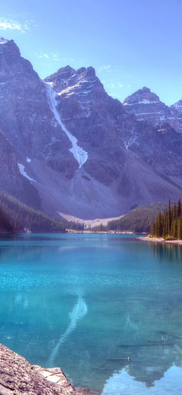 amazing-mountains-and-blue-lake-1080x2340