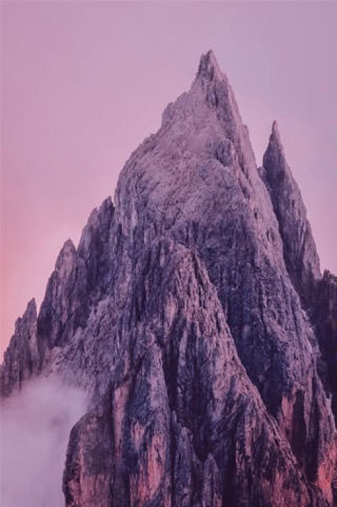 Mountains Rock Photography Wallpaper - [320×480]