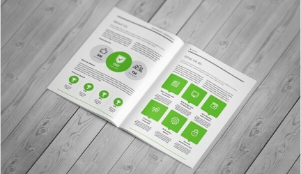 15+ Best Catalogue Mockups Templates in PSD