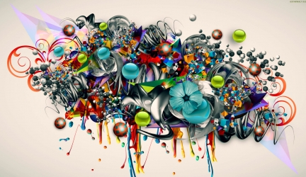 35+ Best Abstract Graffiti Wallpapers