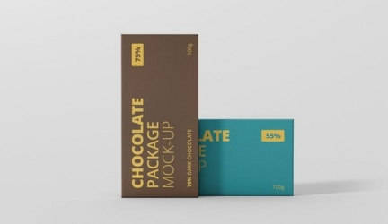 42+ Free Product Packaging Mockups PSD For Presentation