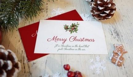 20+ Top Greeting Card Mockups PSD Templates