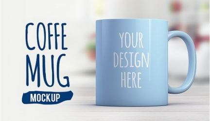 30+ Awesome Mug Mockup PSD Templates