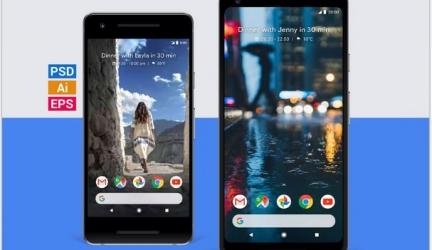 45+ Free Smartphone Mockups To Present