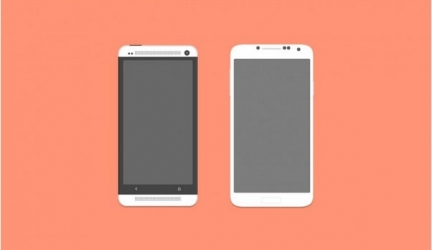 32+ Free Android Smartphone PSD Mockup Templates