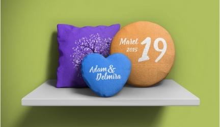 30+ Realistic Pillow Mockups PSD Templates