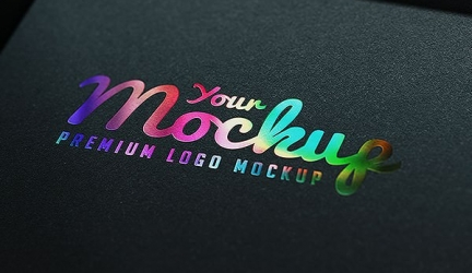 24+ Realistic Logo Mockup PSD To Emerge Your Work