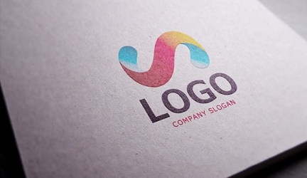 13+ Free Paper Logo Mockup PSDs For Designers